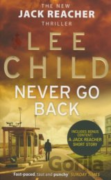 Never Go Back (Lee Child)