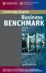 Business Benchmark Advanced - Personal Study Book for BEC and BULATS