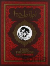 Habibi (Craig Thompson) (Hardcover)