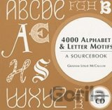 4000 Alphabet and Letter Motifs