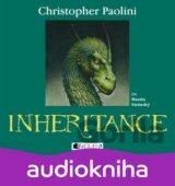 Inheritance (Christopher Paolini; Martin Stránský) [CZ] (audiokniha)