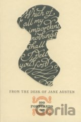 From the Desk of Jane Austen: 100 Postcards (Potter Style)
