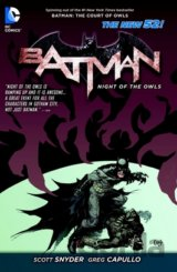 Batman: Night of the Owls (Scott Snyder)