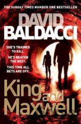 King and Maxwell (David Baldacci) (Paperback)