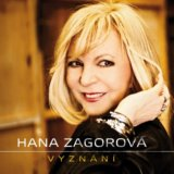 Zagorova, Hana - Vyznani (CD)