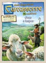 Carcassonne - rozšíření 9 (Ovce a kopce) (Klaus-Jürgen Wrede)