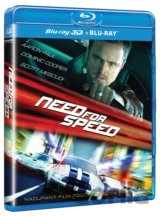 Need for Speed (3D + 2D - Blu-ray)