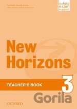 New Horizons 3: Teacher's Book