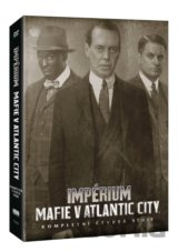 Impérium - Mafie v Atlantic City 4. série (4 DVD)