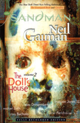 Sandman TP Vol 02 The Dolls House New Ed (San... (Neil Gaiman)