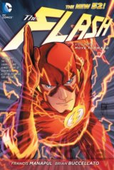 The Flash Volume 1: Move Forward TP (The New... (Brian Buccellato, Francis Manap