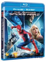 Amazing Spider-Man 2 (3D + 2D - Blu-ray)