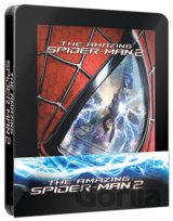 Amazing Spider-Man 2 (Blu-ray - Steelbook)