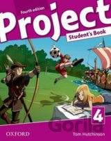 Project Fourth Edition 4 Student´s Book (International English Version) (Tom Hut