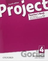Project Fourth Edition 4 Teacher´s Book with Teacher´s Resources MultiROM (Tom H