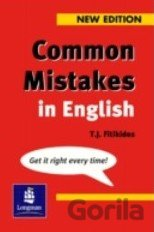 Common Mistakes in English Intermediate