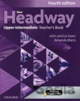 New Headway Fourth Edition Upper Intermediate Teacher´s Book with Teacher´s Reso