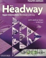 New Headway Fourth Edition Upper Intermediate Workbook with Key and iChecker CD-