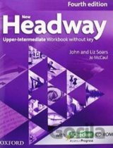 New Headway Fourth Edition Upper Intermediate Workbook Without Key with iChecker