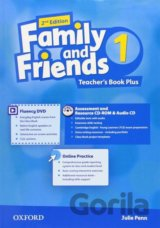 Family and Friends 1 - Teacher's Book (Naomi Simmons)