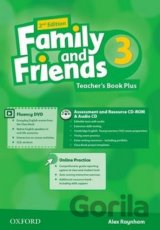 Family and Friends 2nd Edition 3 Teacher´s Book Plus (Julie Penn)