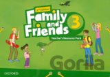 Family and Friends 2nd Edition 3 Teacher´s Resource Pack (Naomi Simmons)