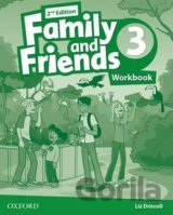 Family and Friends 2nd Edition 3 Workbook (Naomi Simmons)