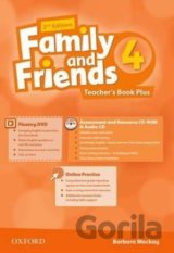 Family and Friends 4 - Teacher's Book