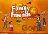 Family and Friends 2nd Edition 4 Teacher´s Resource Pack (Naomi Simmons)