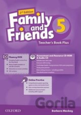 Family and Friends 5 - Teacher's Book