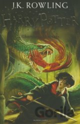 Harry Potter and the Chamber of Secrets (Joanne Kathleen Rowlingová)