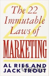 The 22 Immutable Laws of Marketing (Al Ries) (Paperback)
