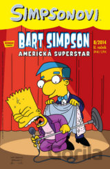 Simpsonovi - Bart Simpson 8/2014 - Americká superstar (Matt Groening)