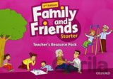 Family and Friends - Starter - Teacher's Resource Pack