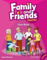 Family and Friends - Starter - Course Book