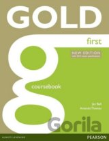 Gold First New Edition Coursebook (Jan Bell)