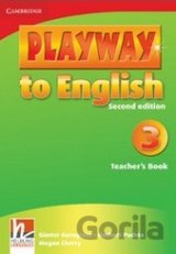 Playway to English 3 - Teacher's Book