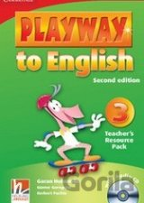 Playway to English 3 - Teacher's Resource Pack
