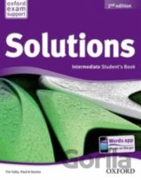 Solutions - Intermediate - Student's Book (Tim Falla)