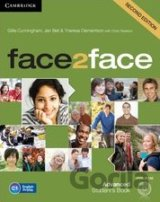 Face2Face: Advanced - Student's Book (Gillie Cunningham, Jan Bell, Theresa Cleme