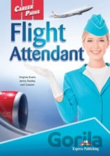 Career Paths Flight Attendant - Student's Book + CD