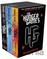 The Hunger Games Trilogy Boxed Set (Suzanne Collins)
