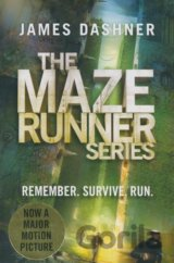 The Maze Runner Series 1-4 (James Dashner)