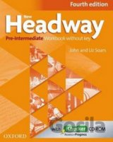 New Headway Fourth Edition Pre-intermediate Workbook Without Key with iChecker C