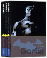 Batman 75th Anniversary Box Set: Various, Frank Miller, Greg Capullo