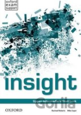 insight Upper Intermediate Workbook (Roberts Rachael, Sayer Mike)
