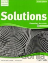 Solutions Second Edition Elementary: Workbook + Audio CD (SK Edition) (Falla Tim