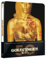 James Bond - Goldfinger (Blu-ray) - Steelbook