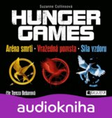 CD Hunger Games komplet (Suzanne Collins; Tereza Bebarová) [CZ] [Médium CD]