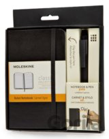 Moleskine Pocket Notebook and Classic Click R... (oleskine Pocket Notebook and C